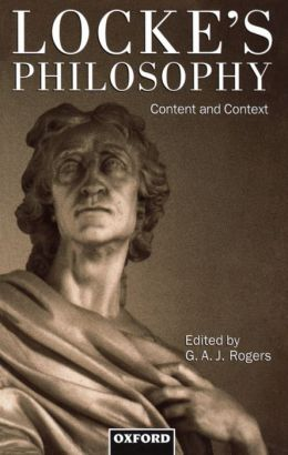 Locke's Philosophy: Content and Context