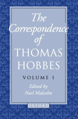 The Correspondence of Thomas Hobbes, 1622-1659