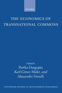 The Economics of Transnational Commons