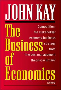 The Business of Economics