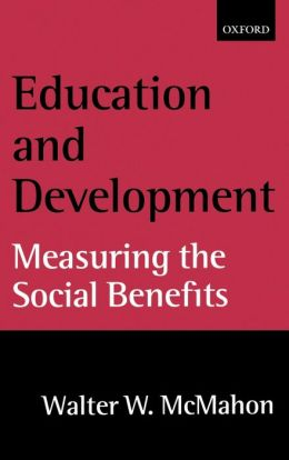 Education and Development: Measuring the Social Benefits
