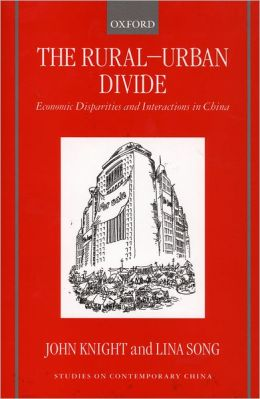 The Rural-Urban Divide: Economic Disparities and Interactions in China