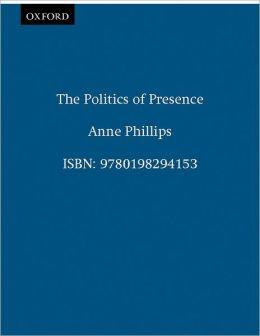 The Politics of Presence