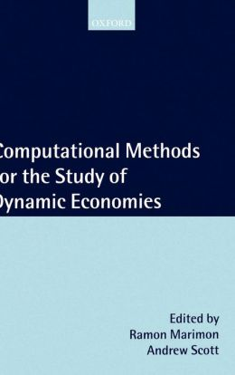Computational Methods for the Study of Dynamic Economies