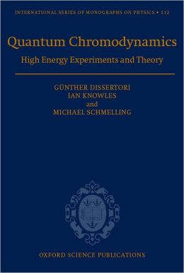 Quantum Chromodynamics: High Energy Experiments and Theory
