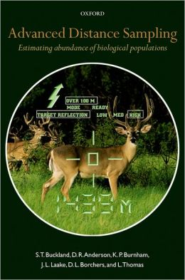 Advanced Distance Sampling: Estimating Abundance of Biological Populations