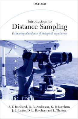 Introduction to Distance Sampling: Estimating Abundance of Biological Populations