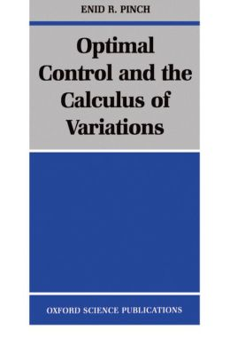 Optimal Control and the Calculus of Variations