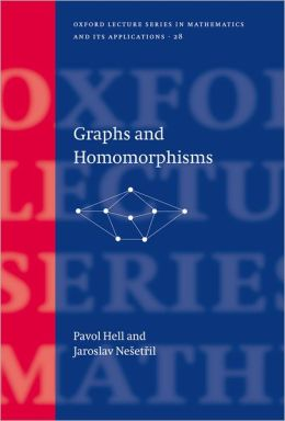Graphs and Homomorphisms