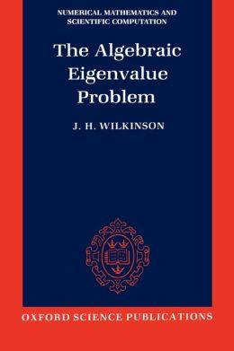 The Algebraic Eigenvalue Problem