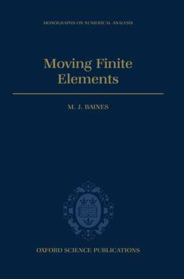 Moving Finite Elements