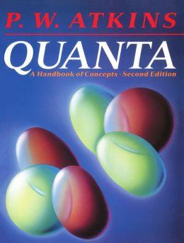 Quanta: A Handbook of Concepts