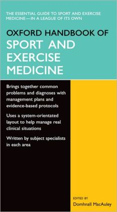 Oxford Handbook of Sports and Exercise Medicine