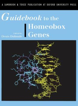 Guidebook to the Homeobox Genes