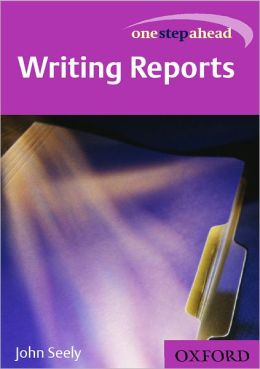 Get Ahead in Writing Reports
