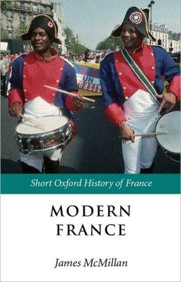 Modern France: 1880-2002