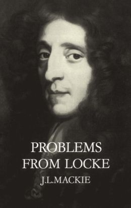 Problems from Locke