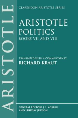 Politics, Books VII and VIII
