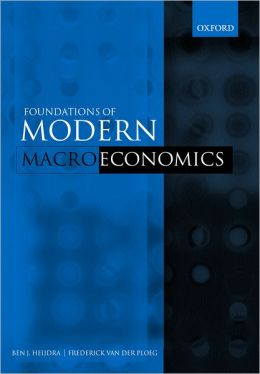 The Foundations of Modern Macroeconomics