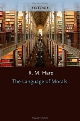The Language of Morals
