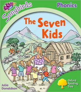 Oxford Reading Tree: Stage 2: More Songbirds Phonics: The Seven Kids