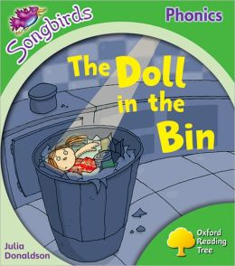 Oxford Reading Tree: Stage 2: More Songbirds Phonics: The Doll in the Bin