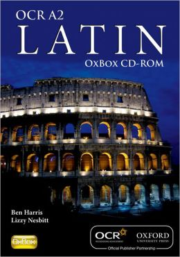 Latin for OCR A2 OxBox CD-ROM