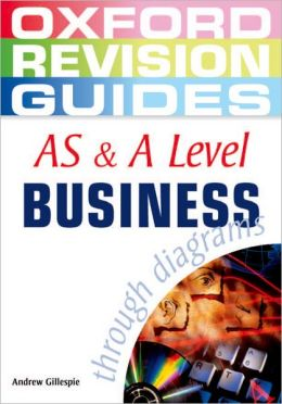 As & a Level Business Through Diagrams