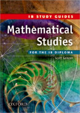 Mathematical Studies for the IB Diploma: Study Guide