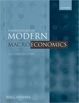 Foundations of Modern Macroeconomics