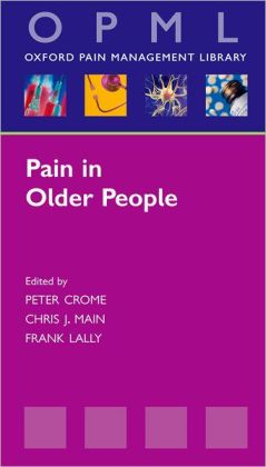 Pain in Older People