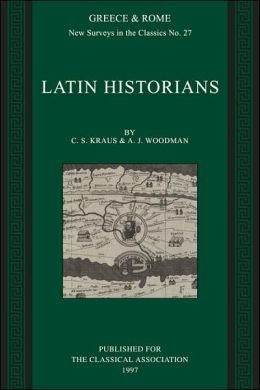 Latin Historians: Greece and Rome