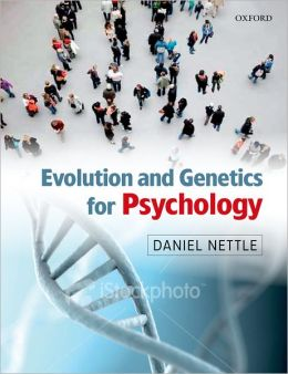 Evolution and Genetics for Psychology