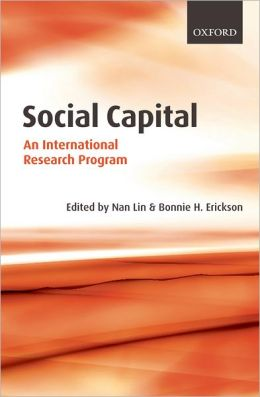 Social Capital: An International Research Program