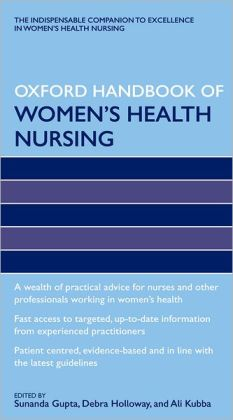 Oxford Handbook of Women's Health Nursing