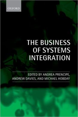 Business of Systems Integration