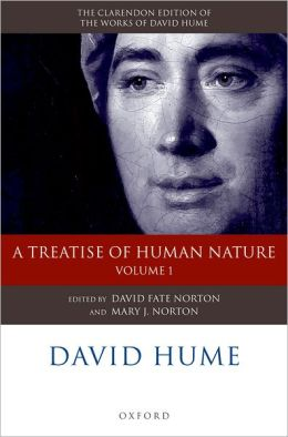 David Hume: A Treatise of Human Nature Volume 1: Texts