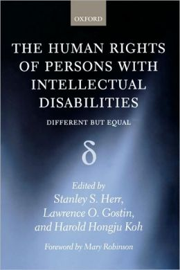 Human Rights of Persons W/Inte