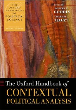 The Oxford Handbook of Contextual Political Analysis