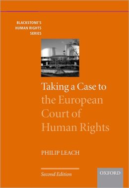 Taking a Case to the European Court of Human Rights
