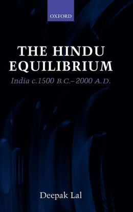 The Hindu Equilibrium: India c.1500-2000