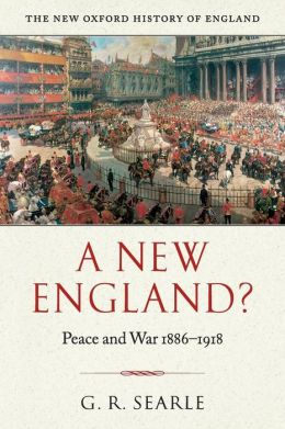 New England?: Peace and War, 1886-1918