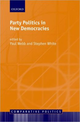 Party Politics in New Democracies