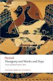 Book Cover Image. Title: Theogony and Works and Days, Author: Hesiod