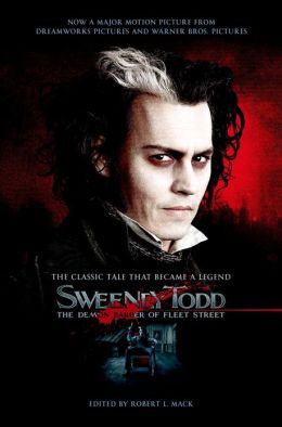 Sweeney Todd: The Demon Barber of Fleet Street, US & Canada Ed.