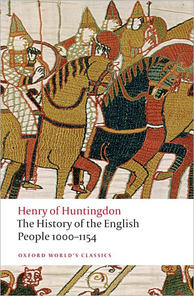 The History of the English People 1000-1154