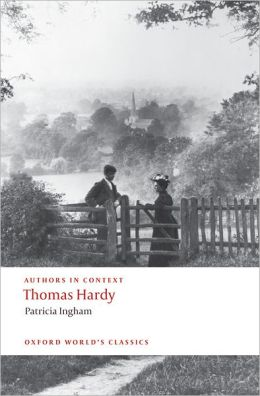 Thomas Hardy (Authors in Context)