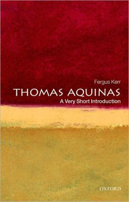 Aquinas: A Very Short Introduction