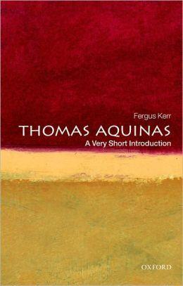 Aquinas: A Very Short Introduction