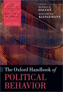 The Oxford Handbook of Political Behavior